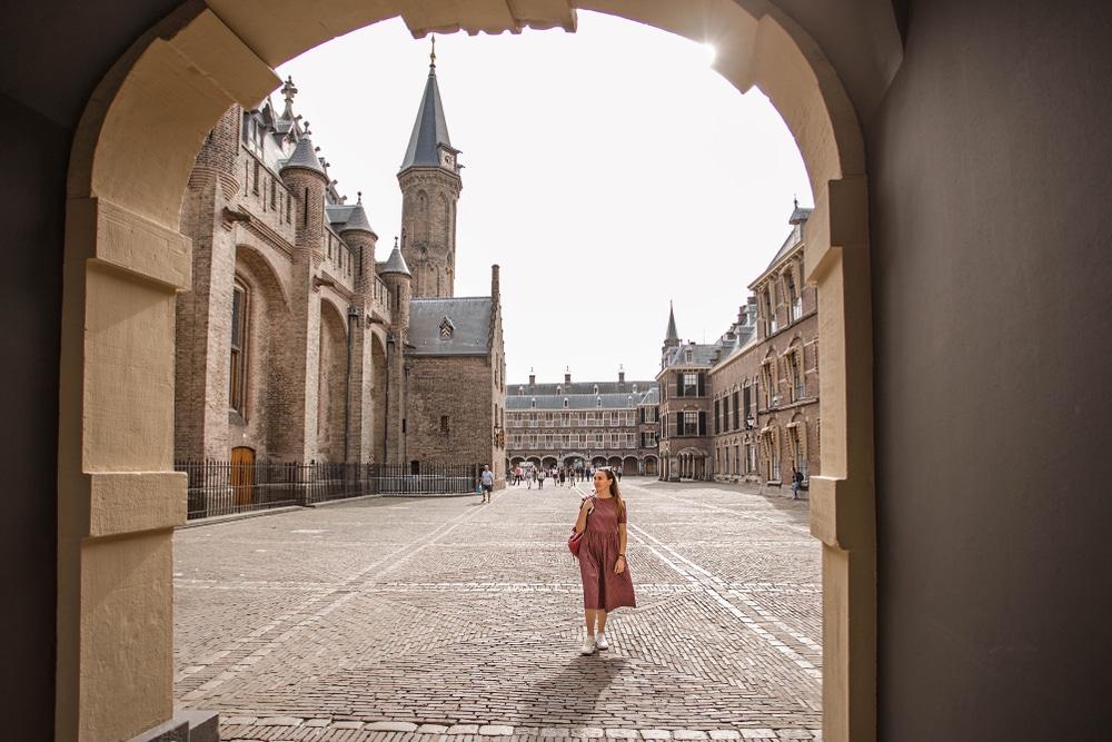 Het Binnenhof, The Hague