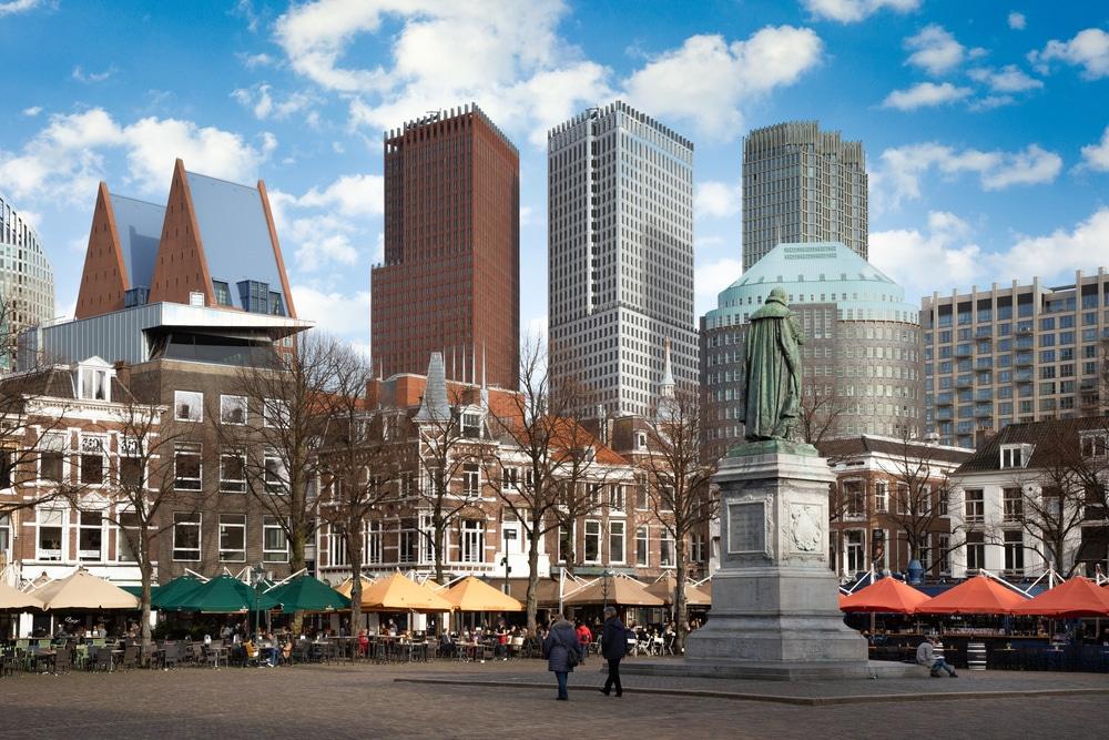 Plein, The Hague